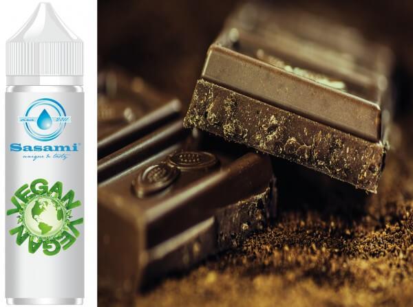 Schokolade Zartbitter Aroma - Sasami (DE) Konzentrat - 100ml