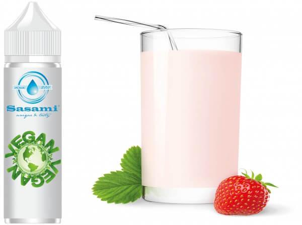 Milchshake Erdbeere Aroma - Sasami (DE) Konzentrat - 10ml