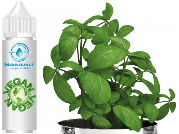 Basilikum Aroma - Sasami (DE) Konzentrat - 10ml