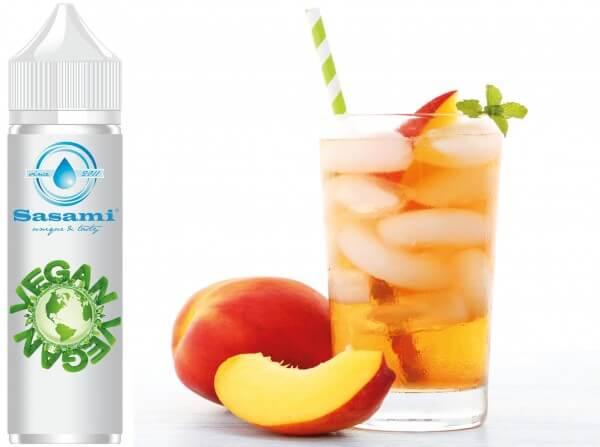 Eistee - Pfirsich Aroma - Sasami (DE) Konzentrat - 10ml