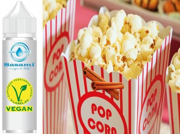 Popcorn Zimt Aroma - Sasami (DE) Konzentrat - 10ml