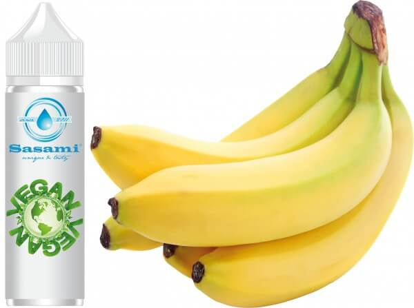 Bananen Aroma - Sasami (DE) Konzentrat - 10ml