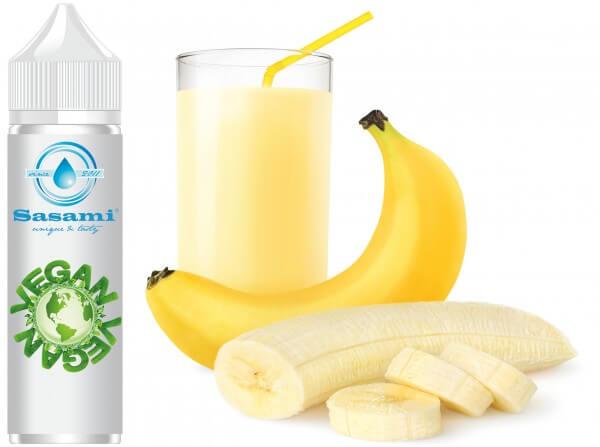 Milchshake Banane Aroma - Sasami (DE) Konzentrat - 10ml